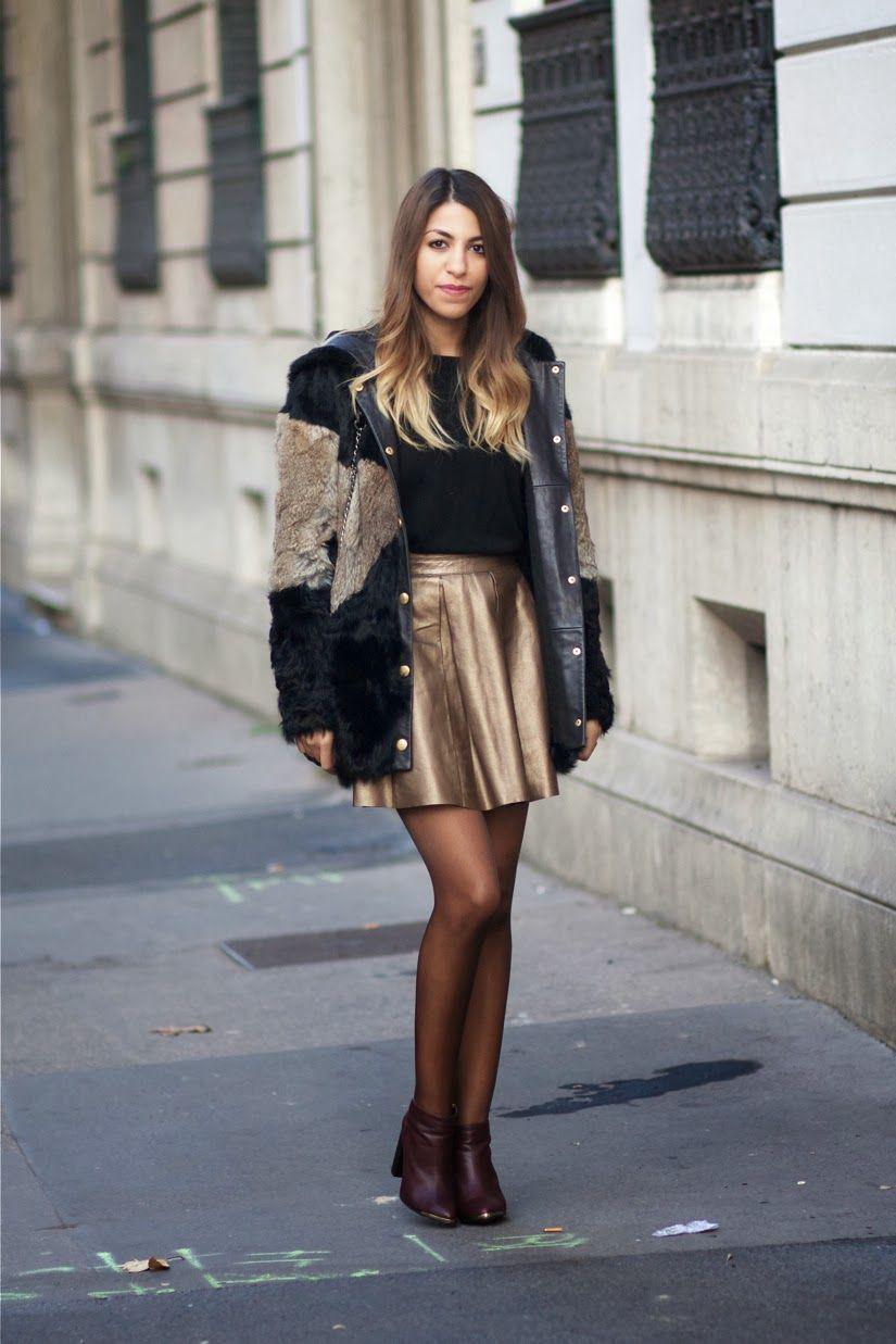 Fadela Mecheri   Blog Mode Beauté Lifestyle, Lyon  GOLDEN LOOK ... 7c9faa356b7