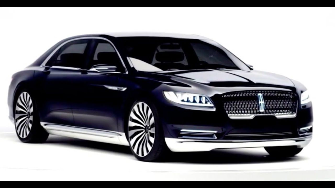 The Best Luxury Cars Of 2018: Lincoln Town Car Luxury Sedan, : Best