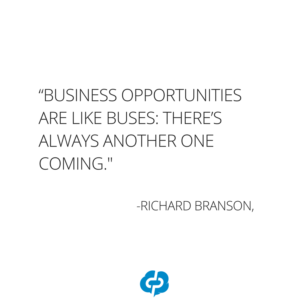 Small Business Quotes Business Opportunities Are Like Buses There's Always Another One