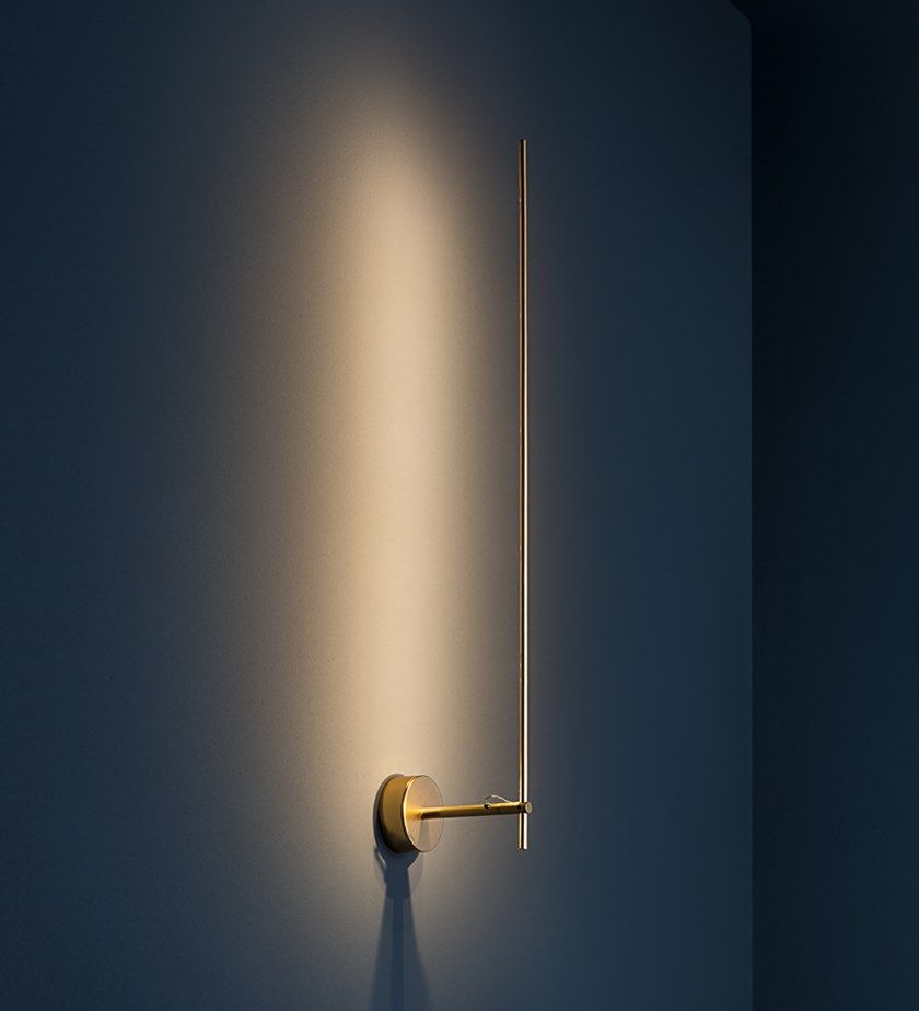 Led Wall Lamp Light Stick V By Catellani Smith Design Enzo Catellani Wall Lamp Design Lighting Design Interior Lamp Design