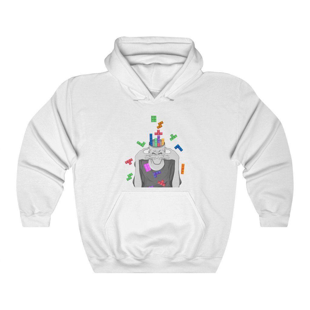Photo of Unisex Heavy Blend™ Hooded Sweatshirt – White / XL