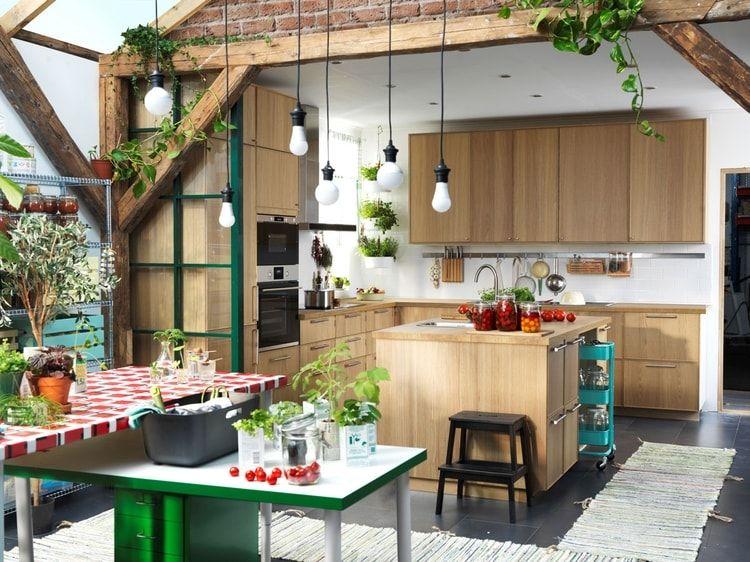 Metod Ekestad, cuisine nature d\'IKEA | Interior design ideas ...
