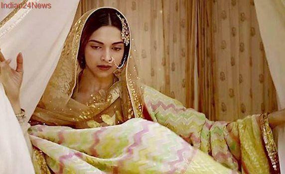 Deepika Padukone had to stop shooting for Padmavati. Here ...