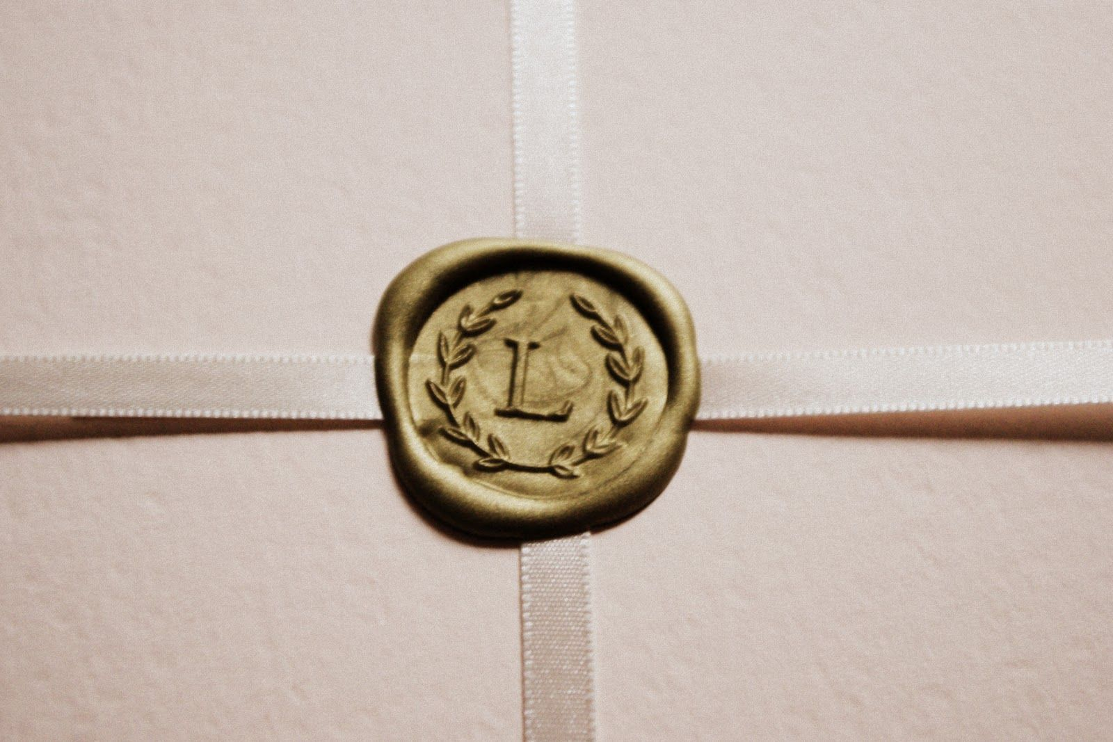 Wax Seals For Wedding Invitations: The Wax Seal On My Wedding Invitations, Out Just This Week