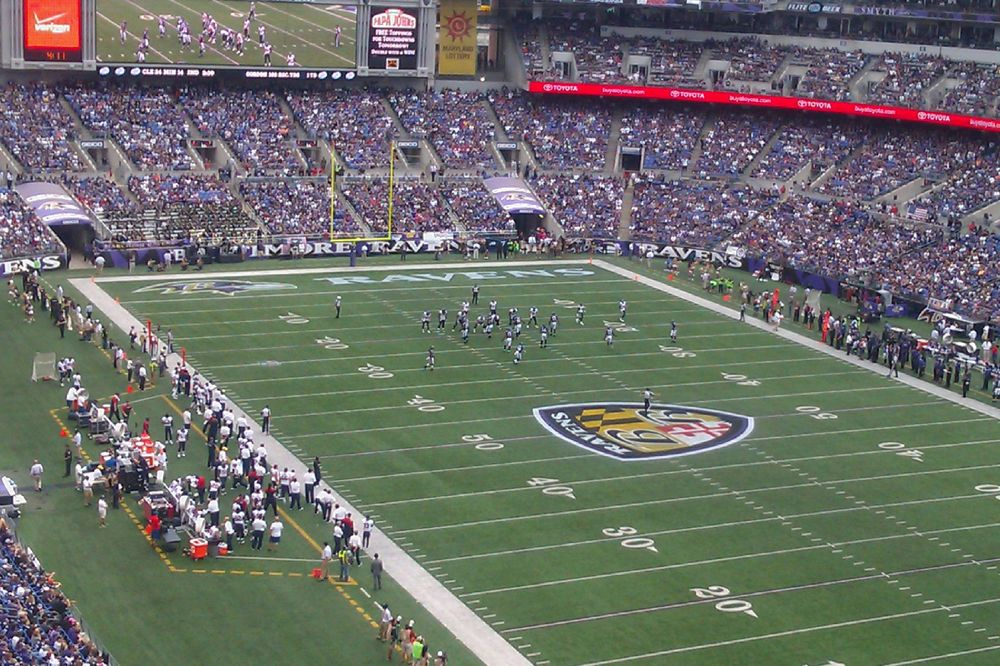 1 Baltimore Ravens vs Cincinnati Bengals Ticket eBay Vs.