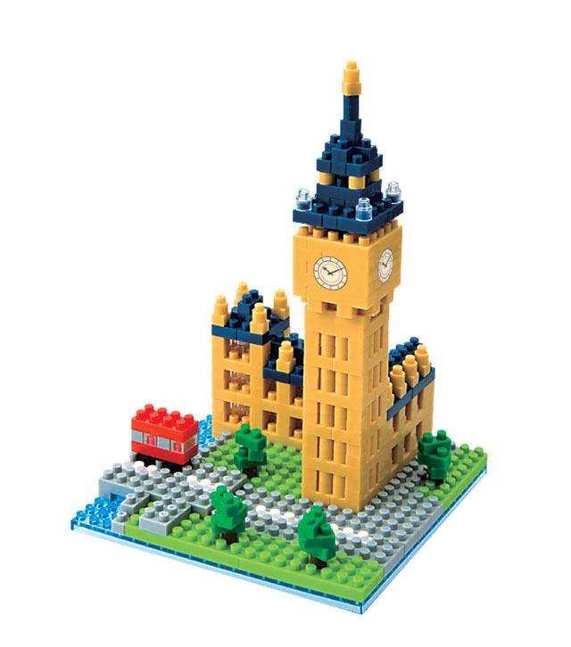 Nanoblock London Tower Bridge  Building Kit