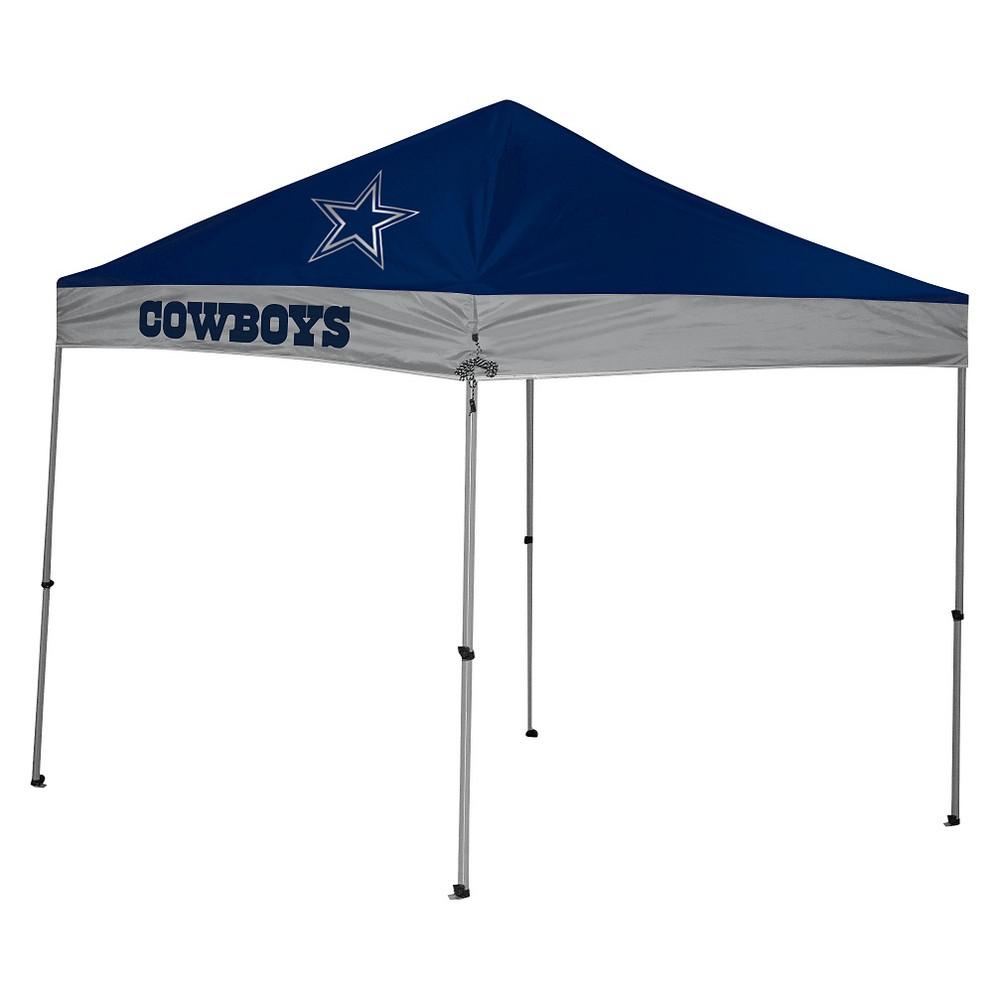 Nfl Rawlings 9x9 Ft Straight Leg Canopy Tent Dallas