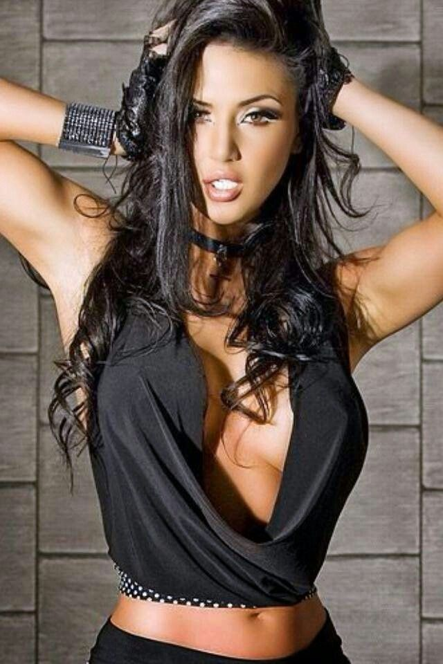 Hot and sexy brunettes Pin On The Crazy Bitch Society