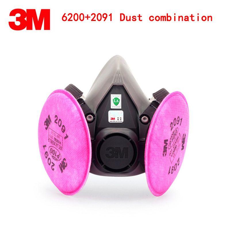 3m mask for smoke