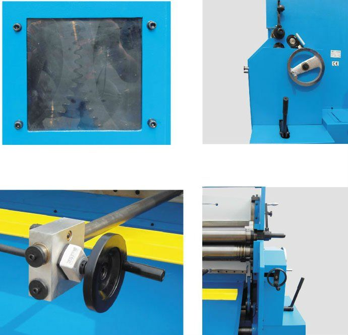 E3 In 1 1320 Electric Shear Brake And Roll Machine Ce Standar Machine View Slip Rolling Machine Ttmc Product Details From Te Electricity Shearing Machinery