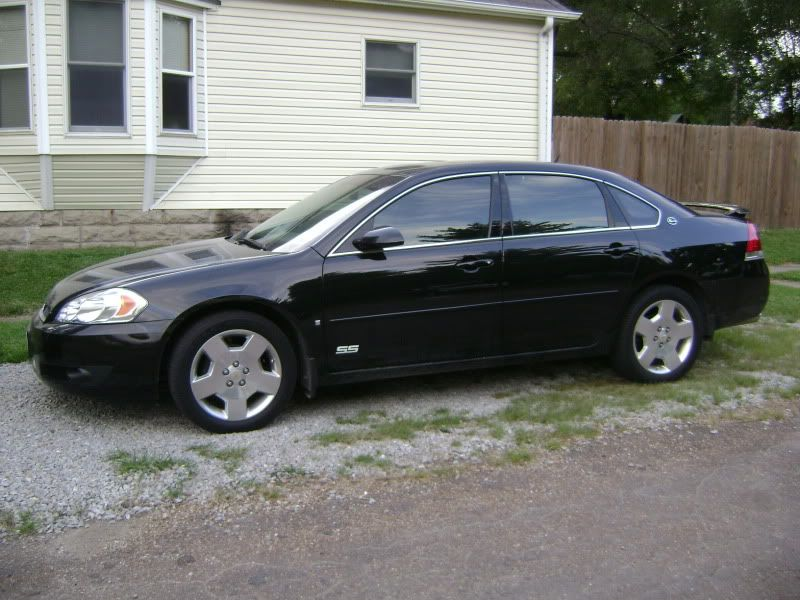 2007 black chevy impala ss loved this car cars i have. Black Bedroom Furniture Sets. Home Design Ideas