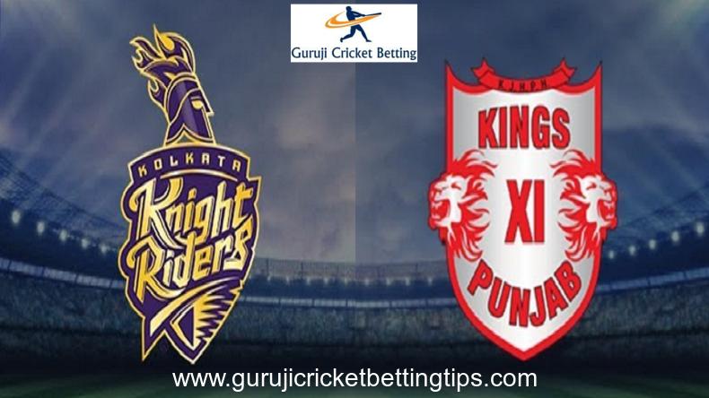 Get Kolkata Knight Riders Vs Kings Xi Punjab Right Here At Https Www Gurujicricketbettingtips Com We Provides F Kolkata Knight Riders Cricket Tips Betting