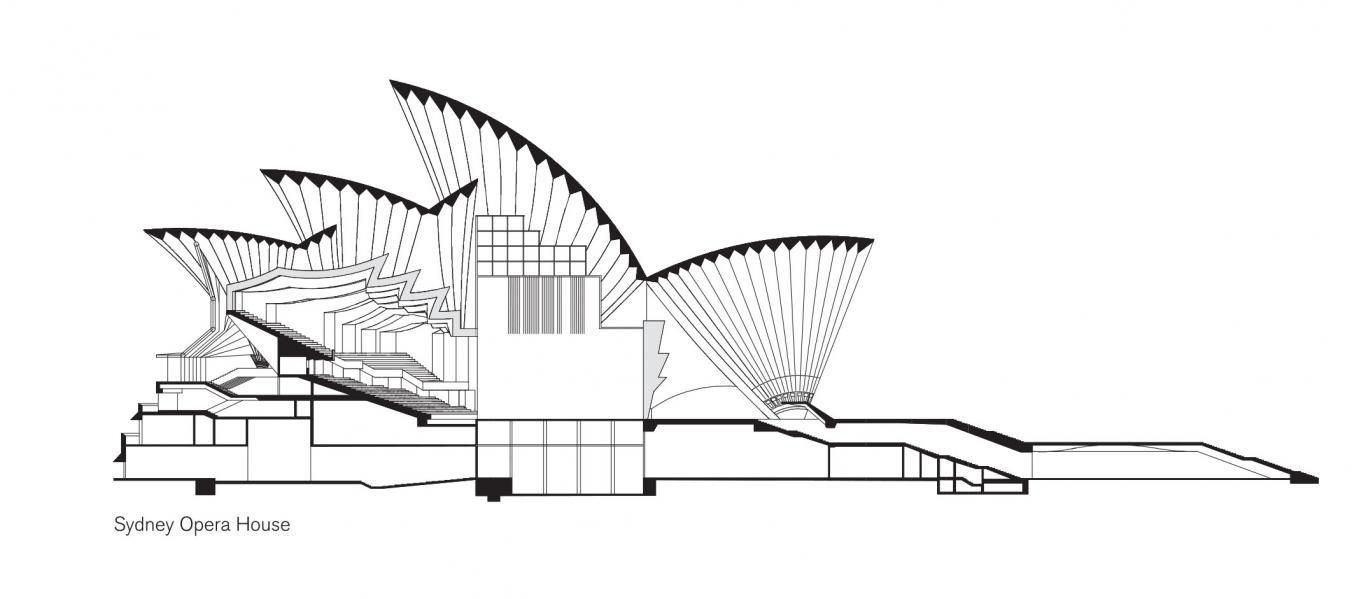 sydney opera house map pdf