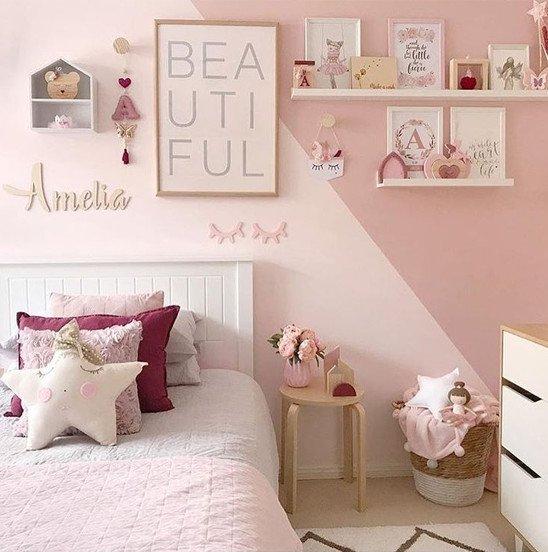 The Best Girl Bedroom Ideas | My Sleepy Monkey