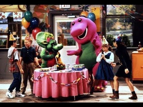 Barney & Friends: Shopping For A Surprise! (Season 3
