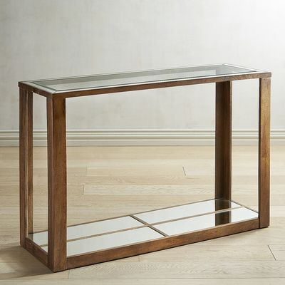 Duchess Mirrored Console Table Pier 1 Imports Mirrored Console