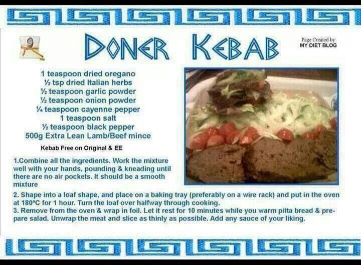 homemade doner kebab recipe recipe for success the lamb shank