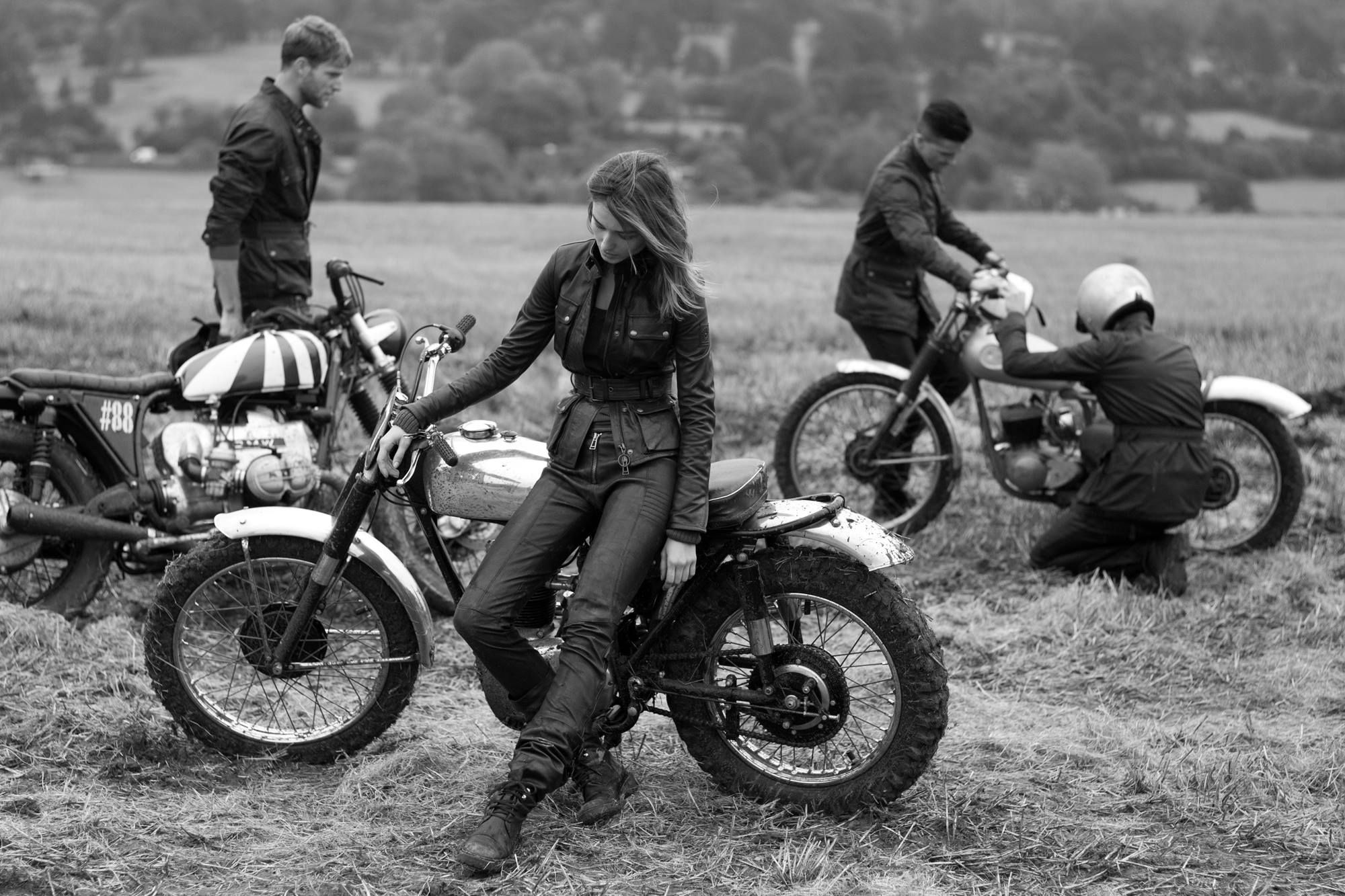 Belstaff Pure Motorcycle Jackets Available At Www