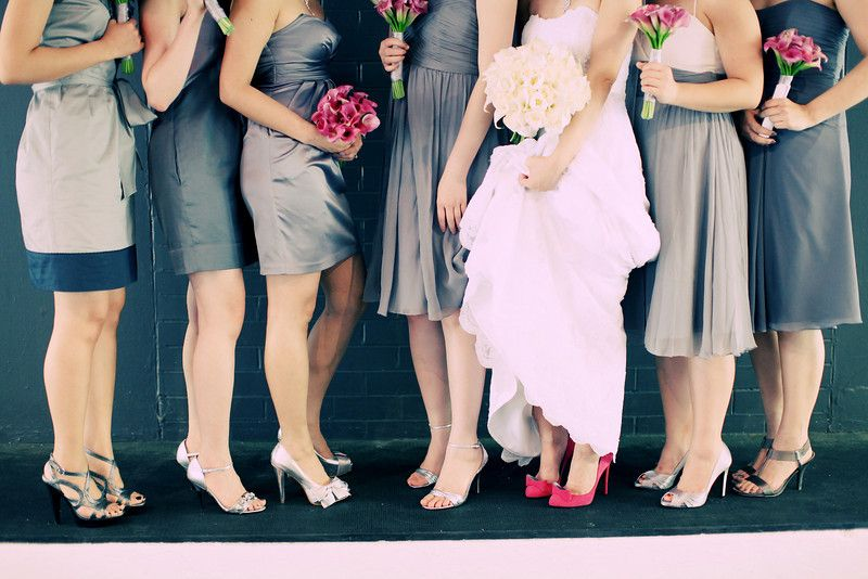 17 Best images about Mismatched Bridesmaids Inspiration on ...