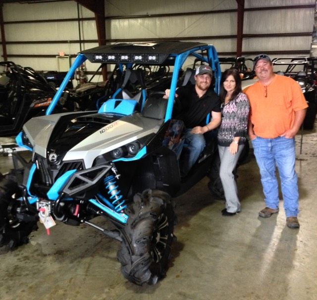 thanks to michael and tambra worrell and dusty smith from forest ms for getting a 2016 can am. Black Bedroom Furniture Sets. Home Design Ideas