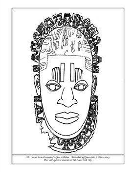 Black Queens Coloring Book african queen coloring pages Free coloring pages