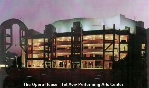 Israeli Opera House Tel Aviv  Enric Mtz-Castignani debut 2009  (Il Barbiere di Siviglia)