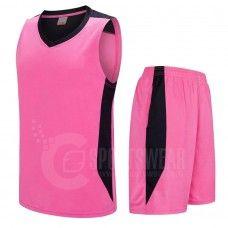 53efda1da Custom Design Women Basketball Jerseys and Shorts
