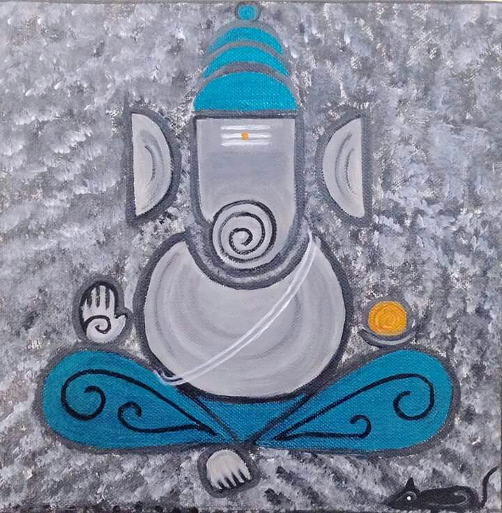 Form of Ganesha