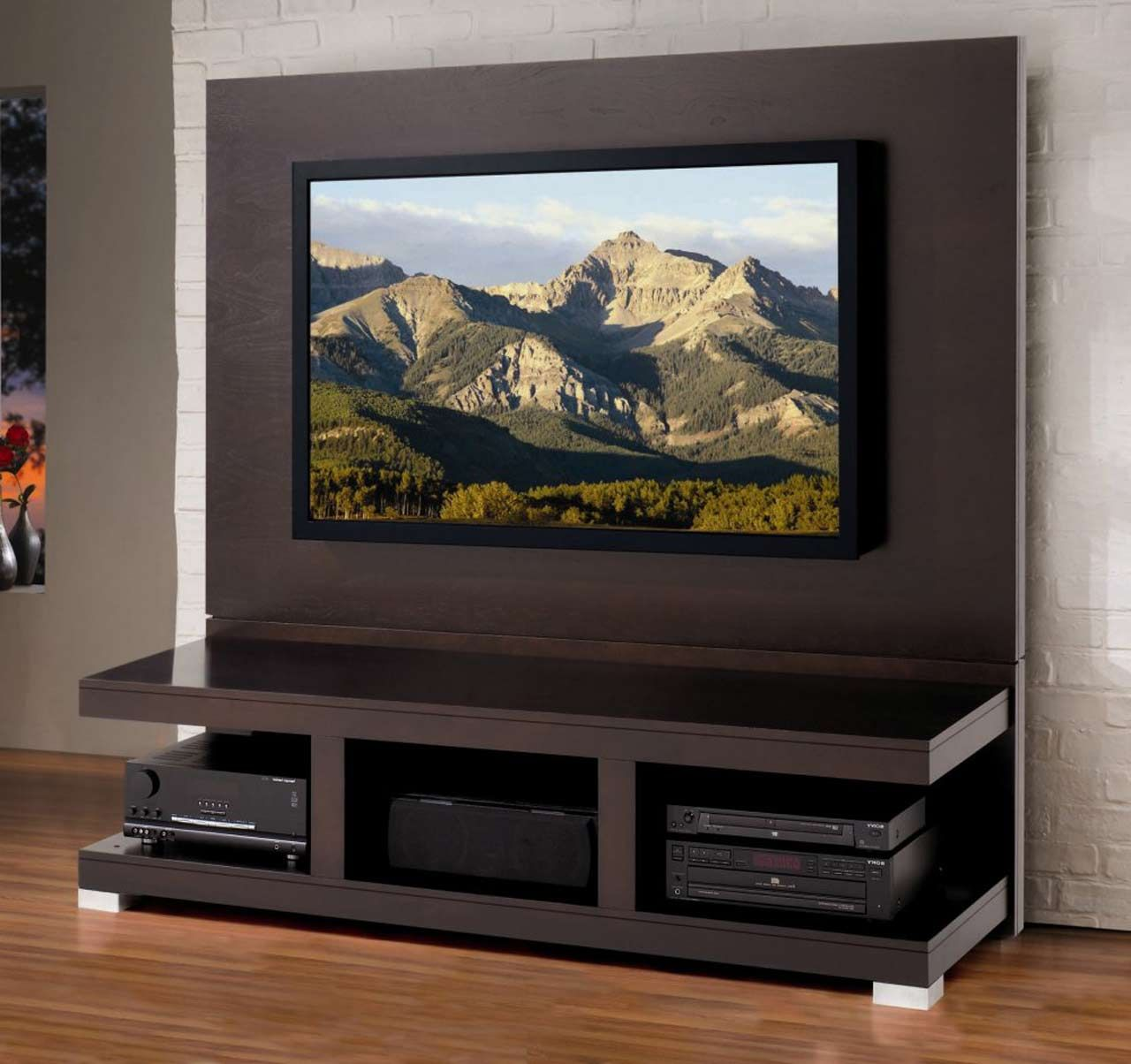 Best Rotating Television Stand Http Www Lookmyhomes Com Moving  # Meuble De Television Design