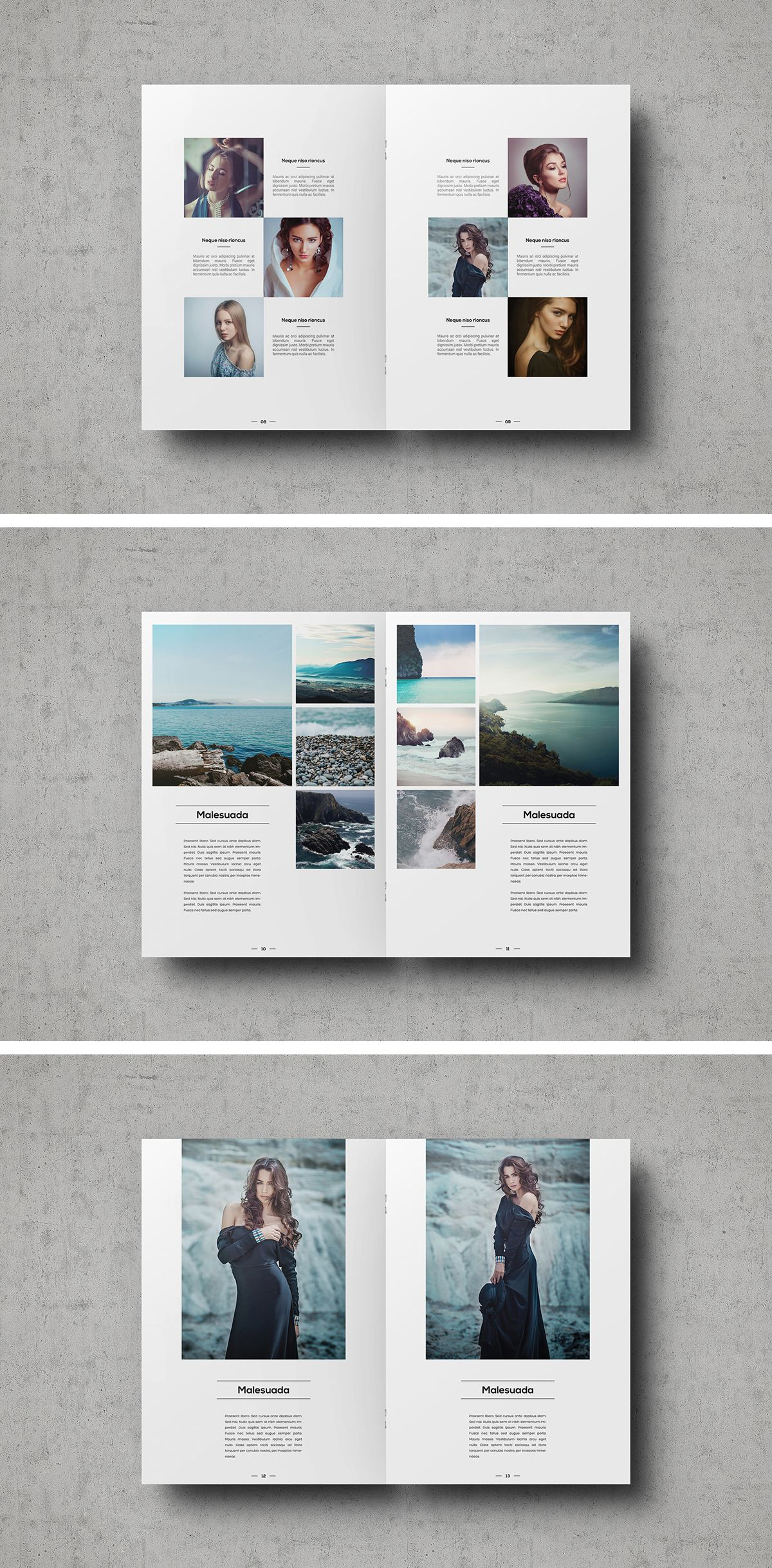 multipurpose portfolio template on behance layout pinterest