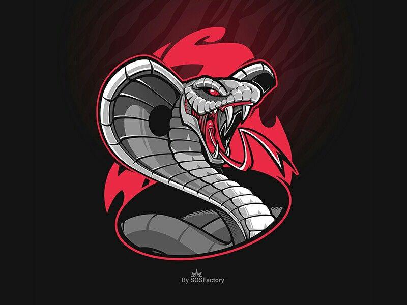 Cobra Logo Keren Gambar Naga Desain Logo