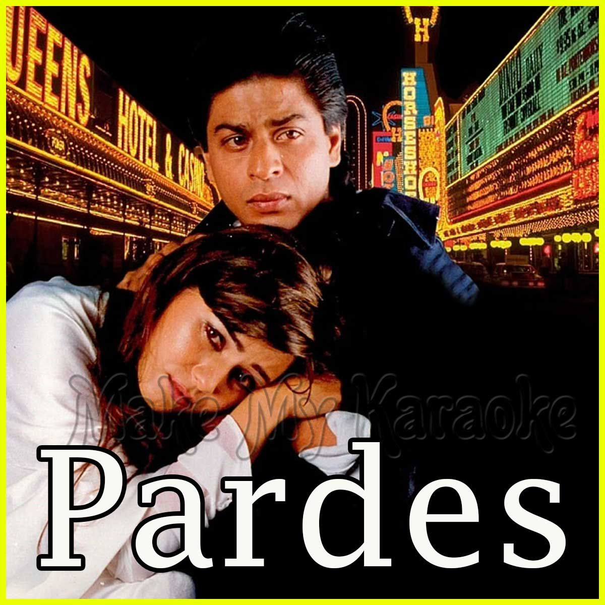 Kisi Roz Tumse Mulakat Pardes Mp3 And Video Karaoke Format Indian Movies Bollywood Bollywood Movies Bollywood Posters