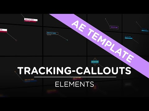 Download Free AE Templates Action Title Sequence, Lens