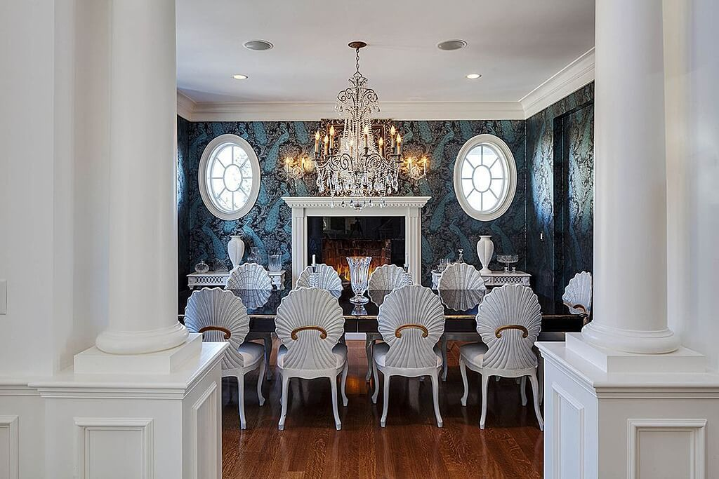 500 Dining Room Decor Ideas For 2018  Dining Room Design Alluring Upscale Dining Room Furniture Design Decoration