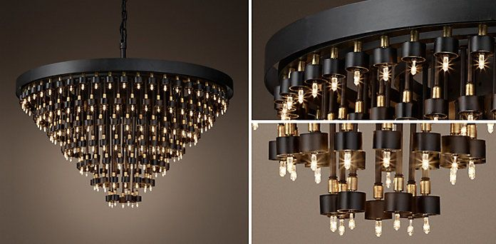 RH\'s Chandelier Collections | Lighting | Pinterest | Cosmos ...