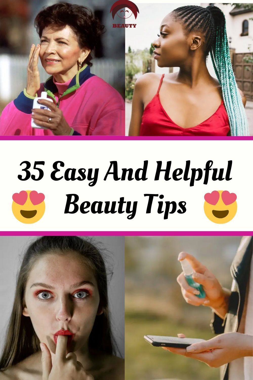11 tips from beauty industry experts in 11  Beauty hacks
