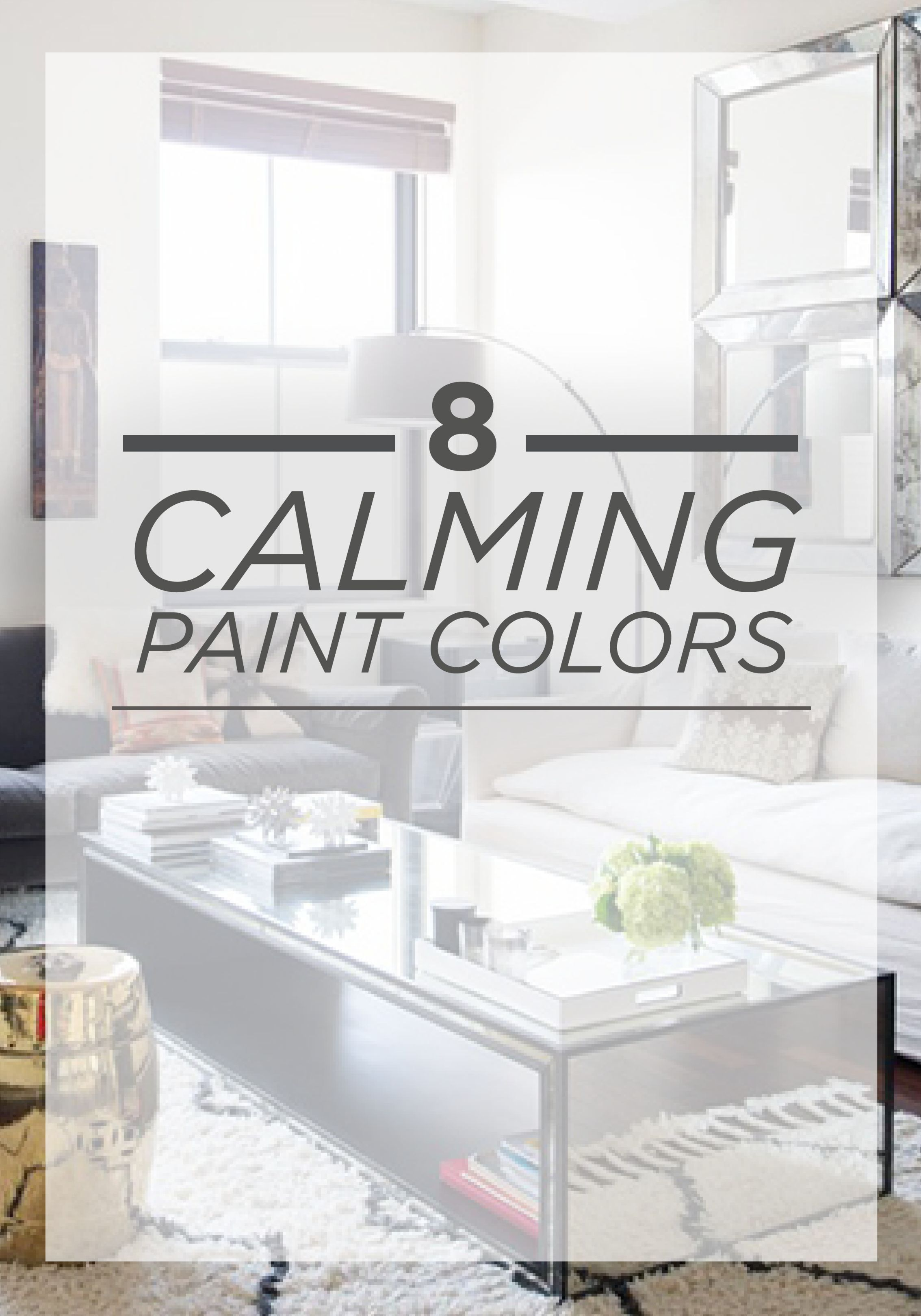Did You Know That Certain Paint Colors Can Help Reduce