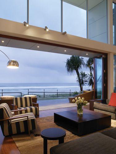 Exterior Glass Walls Residential | Exterior Bi-Folding Doors: Wind ...
