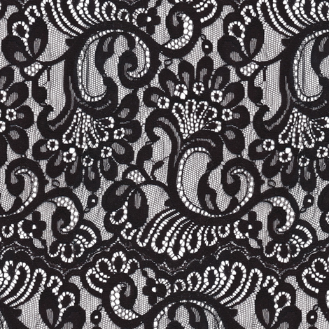 Colorful Fabrics Digitally Printed By Spoonflower Large Black Lace Lace Wallpaper Black Lace Tattoo Lace Drawing