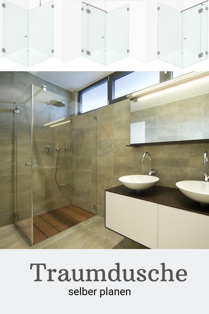 Pin Von Glasprofi24 Auf Sammlung Duschen Traumdusche Dusche Badgestaltung