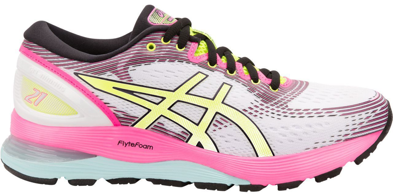 Asics Women's Gel Nimbus 21 Running Shoes in 2019 | Products