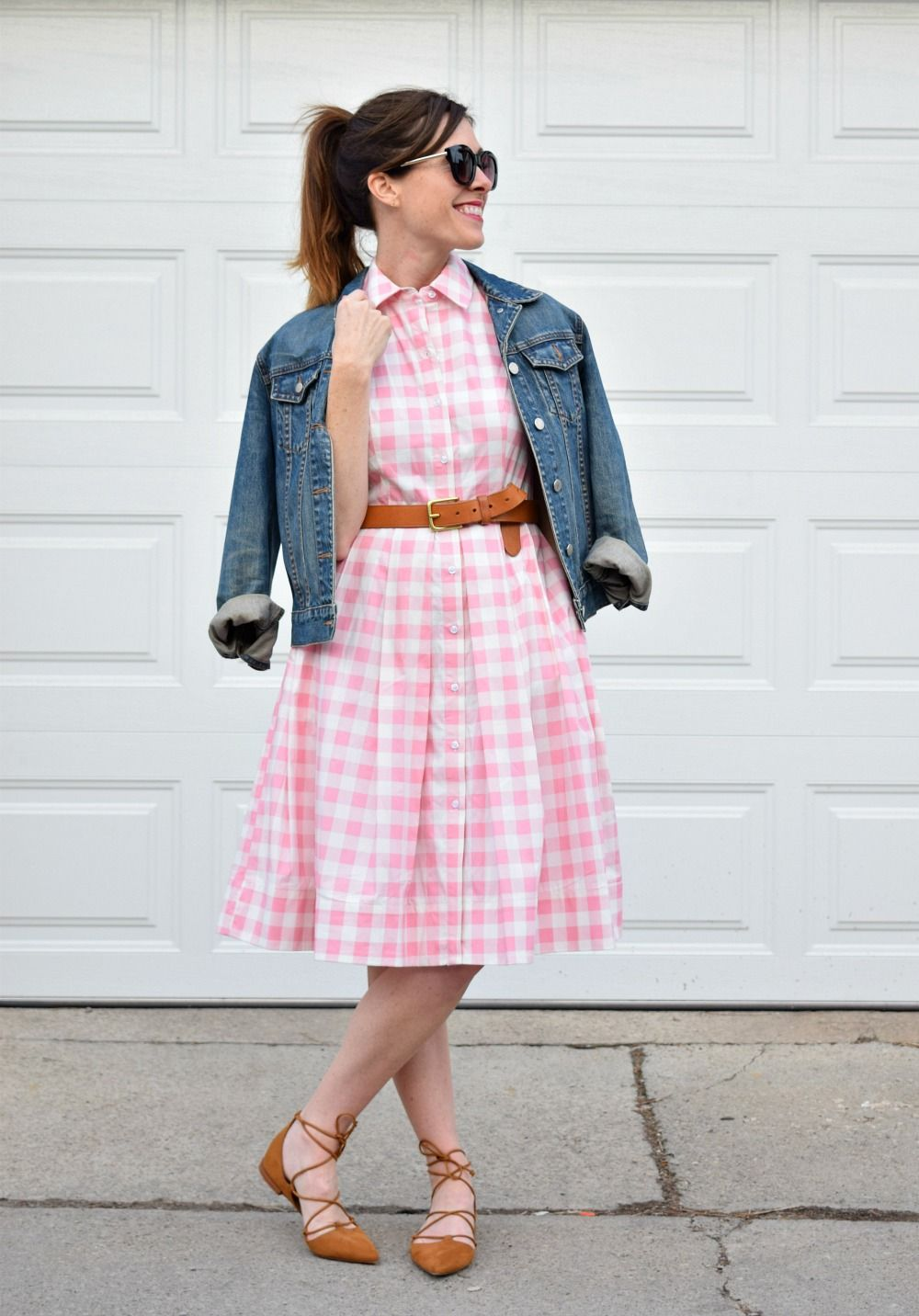 Putting Together the Perfect Spring Outfit | Pink dress, Jackets ...