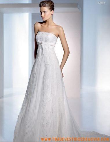 espejo vestido de novia | vestidos de novia para gorditas