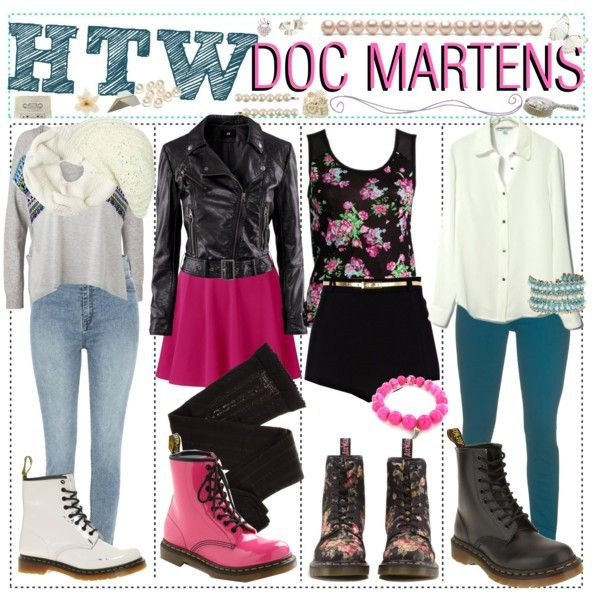 How to wear Doc Martens!