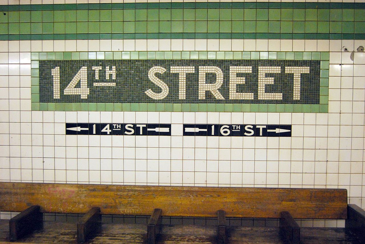 14th street sixth avenue new york city subway wikiwand 14th street sixth avenue new york city subway wikiwand dailygadgetfo Choice Image