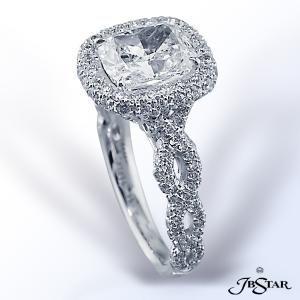 love the side diamonds