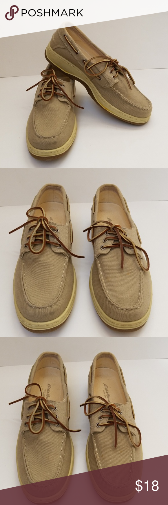 Eddie Bauer Boat Shoes Sneakers fashion, Sneakers