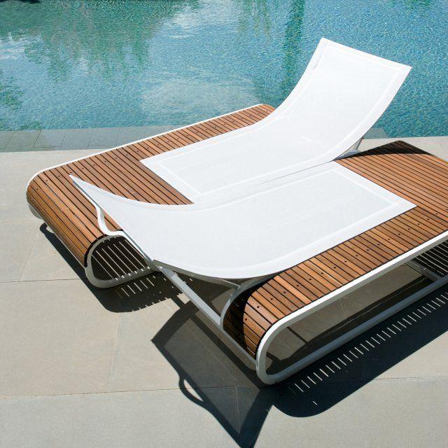 14 Transats Et Chaises Longues Pour Farnienter Bain De Soleil Equipement De Piscine Bain De Soleil Design