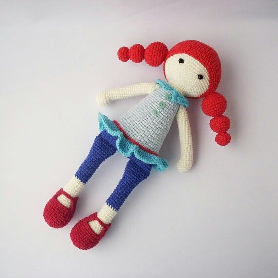 Muñecas | Crochet Doll ✨ | Pinterest | Muñecas, Ganchillo y Tejido