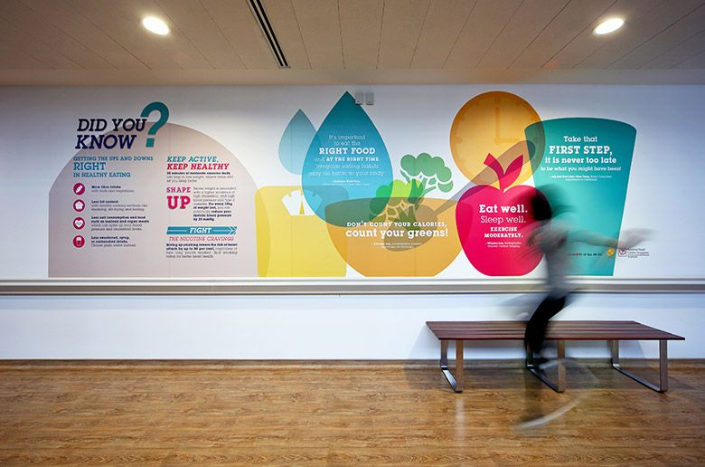 Wall printing corporate buscar con google trabajo for Corporate mural
